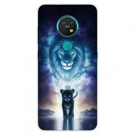 Nokia 6.2 / 7.2 leijona suojakuori