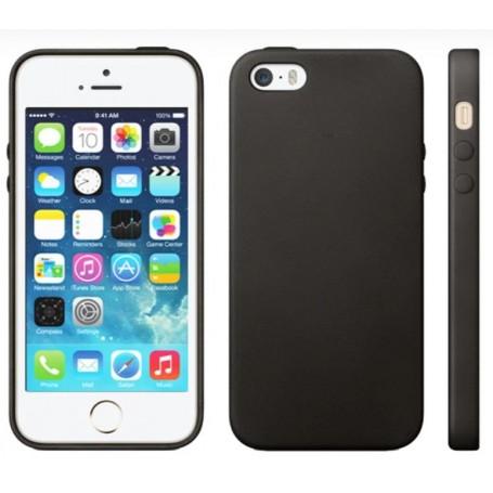 iPhone 5 musta suojakuori.