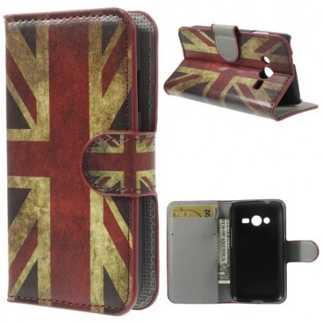 Galaxy Trend 2 Iso-Britannian lippu lompakkokotelo