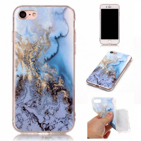 iPhone 7/8/SE 2020 marmori suojakuori