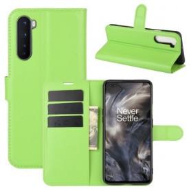 OnePlus Nord vihreä suojakotelo