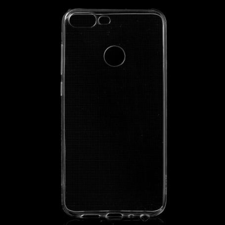 Huawei P9 Lite ultra ohuet läpinäkyvät kuoret.