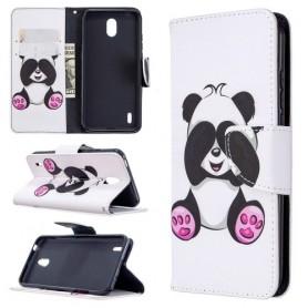 Nokia 1.3 panda suojakotelo