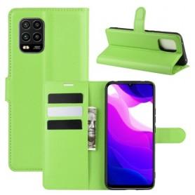 Xiaomi Mi 10 Lite 5G vihreä suojakotelo