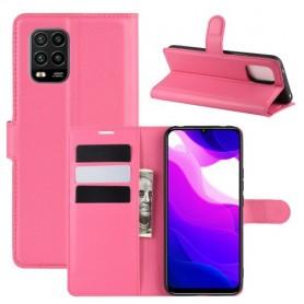 Xiaomi Mi 10 Lite 5G pinkki suojakotelo
