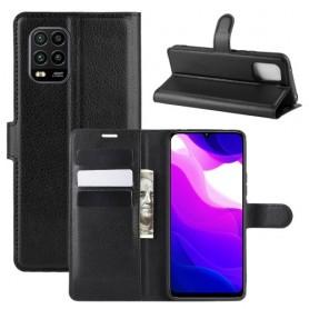 Xiaomi Mi 10 Lite 5G musta suojakotelo
