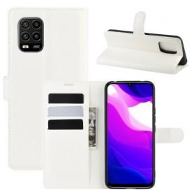 Xiaomi Mi 10 Lite 5G valkoinen suojakotelo
