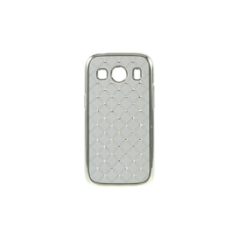 Galaxy Ace 4 valkoiset luksus kuoret