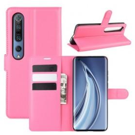 Xiaomi Mi 10 / Mi 10 Pro pinkki suojakotelo
