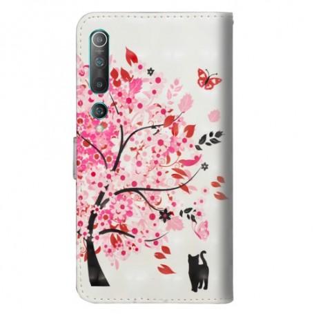 Xiaomi Mi 10 / Mi 10 Pro kukkiva puu suojakotelo