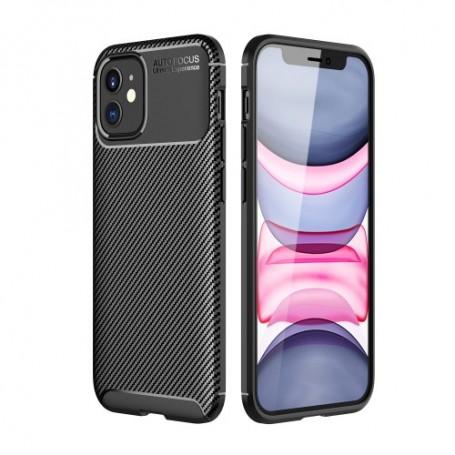iPhone 12 / 12 Pro musta suojakuori