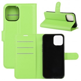 iPhone 12 / 12 Pro vihreä suojakotelo