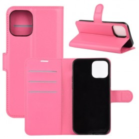 iPhone 12 / 12 Pro pinkki suojakotelo