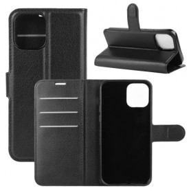 iPhone 12 / 12 Pro musta suojakotelo