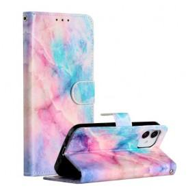 iPhone 12 / 12 pro värikäs tie dye suojakotelo