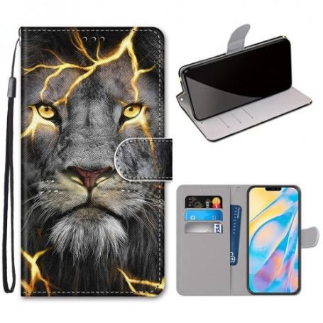 iPhone 12 / 12 pro leijona suojakotelo