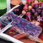 iPhone 12 / 12 Pro glitter hile unisieppari suojakuori