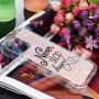 iPhone 12 / 12 Pro glitter hile never stop dreaming suojakuori