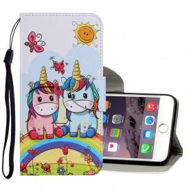 iPhone 7/8/SE 2020 yksisarviset suojakotelo