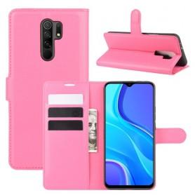 Xiaomi Redmi 9 pinkki suojakotelo