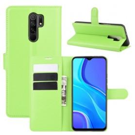 Xiaomi Redmi 9 vihreä suojakotelo