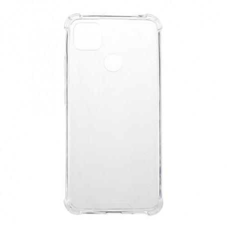 Xiaomi Redmi 9C läpinäkyvä suojakuori.