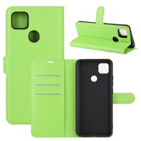 Xiaomi Redmi 9C vihreä suojakotelo