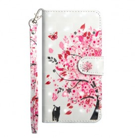 Xiaomi Redmi 9 kukkiva puu suojakotelo