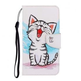 Xiaomi Redmi 9 söpö kissa suojakotelo