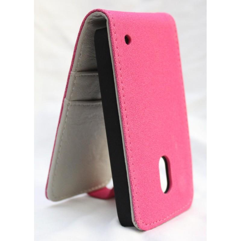 Lumia 620 hot pink läppäkotelo.