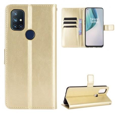 OnePlus Nord N10 5G kullanvärinen suojakotelo