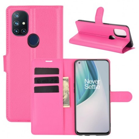 OnePlus Nord N10 5G pinkki suojakotelo