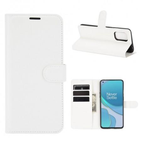 OnePlus 8T valkoinen suojakotelo
