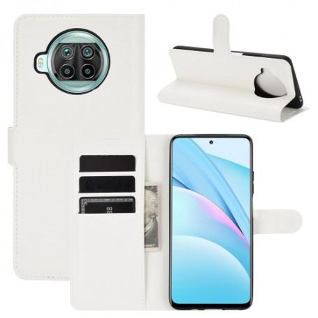 Xiaomi Mi 10T Lite 5G valkoinen suojakotelo