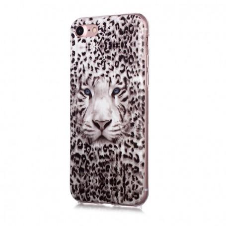 Apple iPhone 7/8/SE 2020 leopardi suojakuori