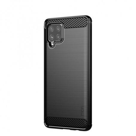 Samsung Galaxy A42 5G musta suojakuori