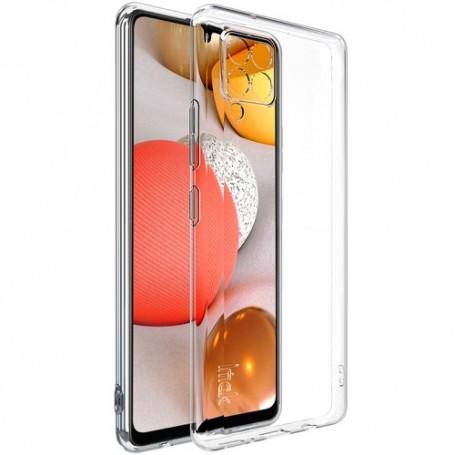 Samsung Galaxy A42 5G läpinäkyvä suojakuori