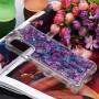 Samsung Galaxy S21 glitter hile unisieppari suojakuori