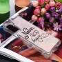Samsung Galaxy S21 glitter hile never stop dreaming suojakuori