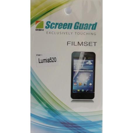 Lumia 520 kirkas suojakalvo