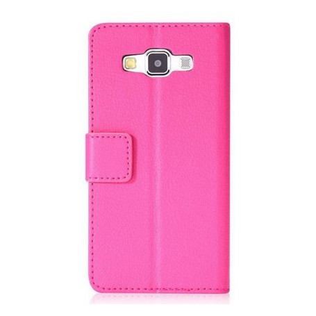 Galaxy A5 hot pink puhelinlompakko