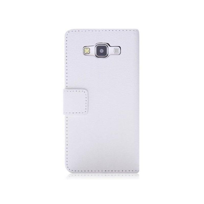 Galaxy A5 valkoinen puhelinlompakko