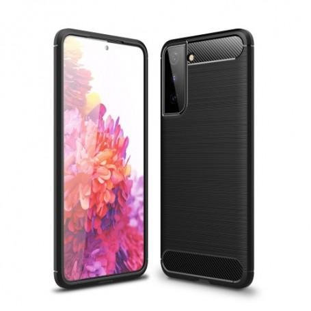 Samsung Galaxy S21 Plus musta suojakuori