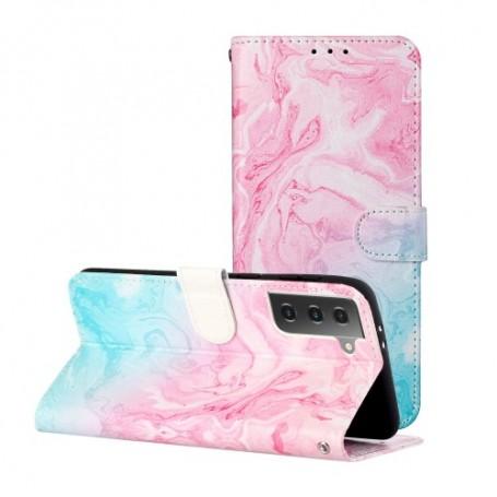 Samsung Galaxy S21 Plus värikäs suojakotelo