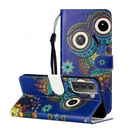 Samsung Galaxy S21 Plus pöllö suojakotelo