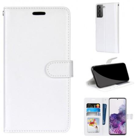 Samsung Galaxy S21 Plus valkoinen suojakotelo