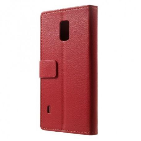 Galaxy S5 Active punainen puhelinlompakko