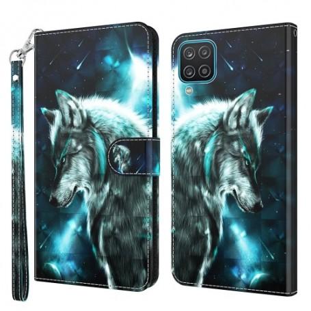 Samsung Galaxy A12 susi suojakotelo