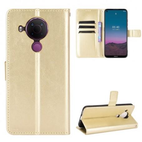 Nokia 5.4 kullanvärinen suojakotelo