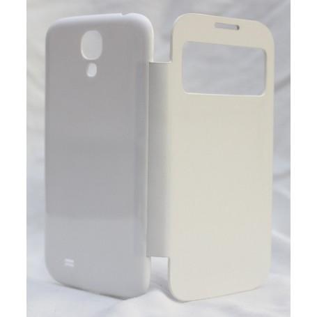 Galaxy S4 valkoinen ohut kansikotelo.
